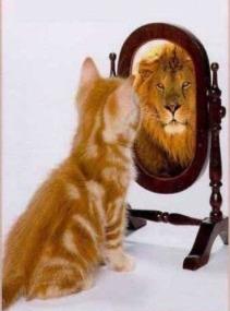 Qui-voyez-vous-dans-le-miroir-Ombre-Lumire